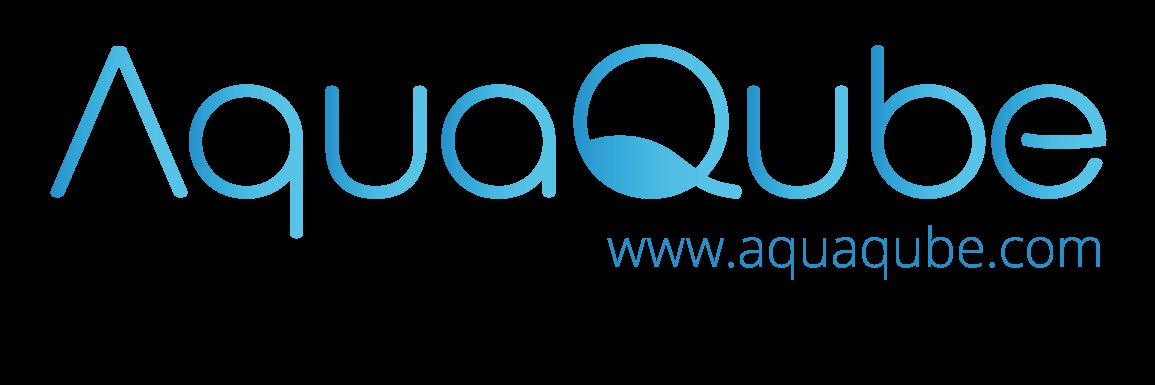 AquaQube logo web