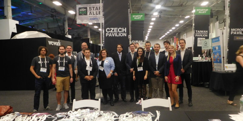 techcrunch disrupt_czechdemo